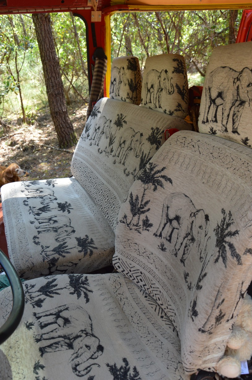 hand made front seats 2