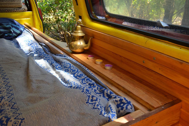inside, sideboard