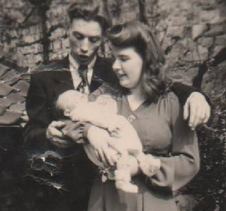 ronnie and his parents
