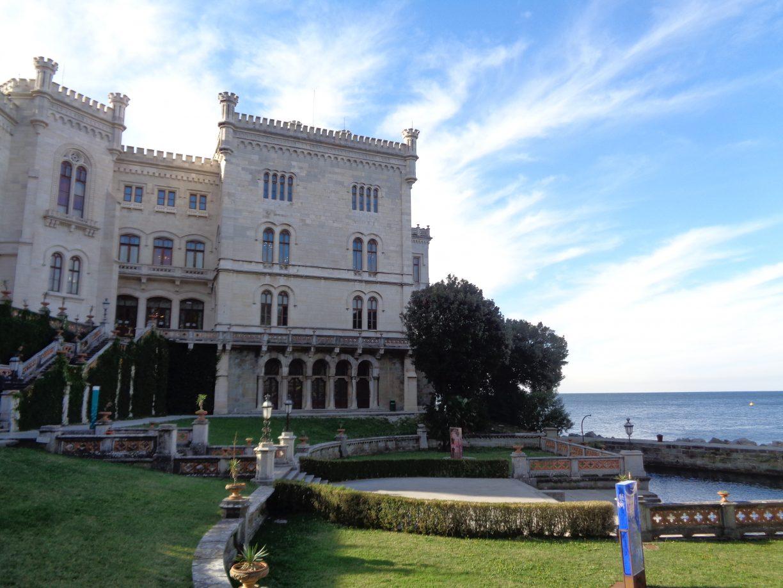castle of the sea