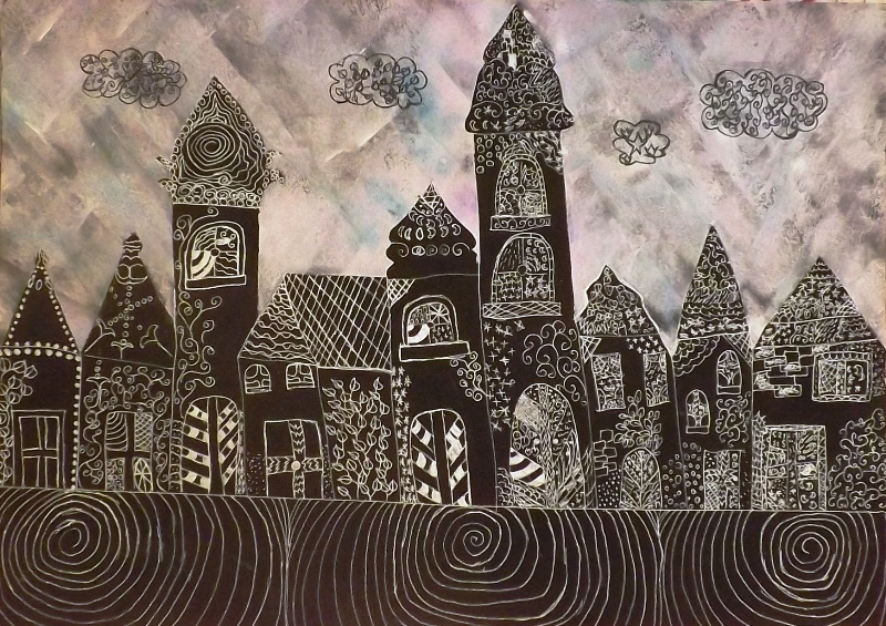 a magical city